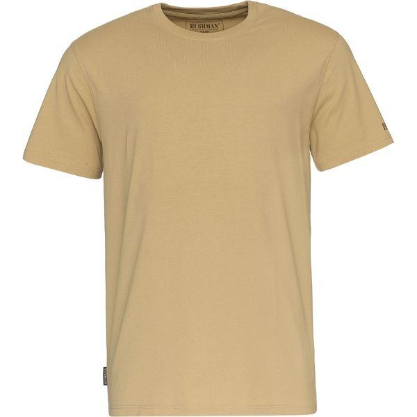 Pánské tričko BUSHMAN ARVIN béžová