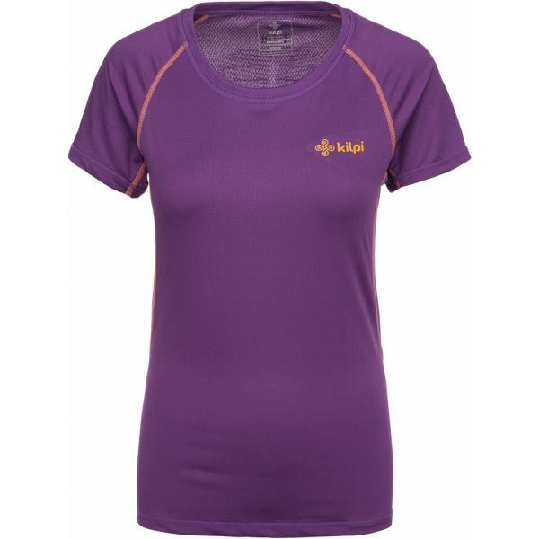 Dámské tričko KILPI RAINBOW-W fialová