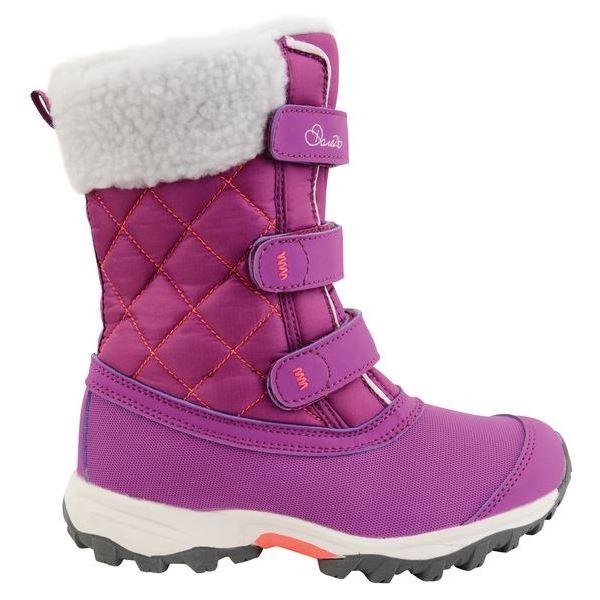 Dětské zimní boty Dare2b SKIWAY Jnr purpurově růžová