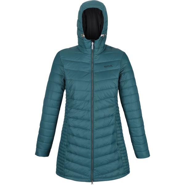 Dámský kabát Regatta BEAUDINE modrá