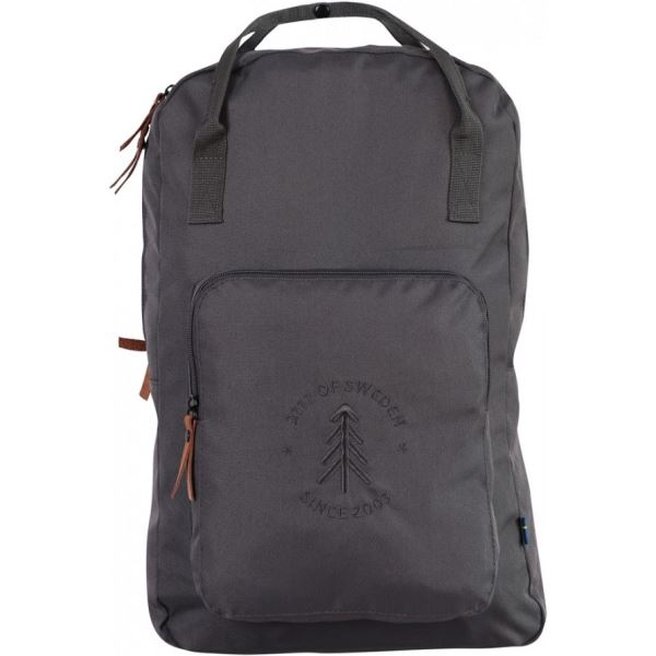 Unisex městský batoh 2117 STEVIK 20l tmavě šedá 20l