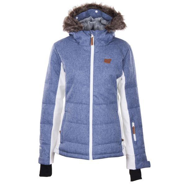 Dámská zimní lyžařská bunda 2117 BJÖRNÖ modrá