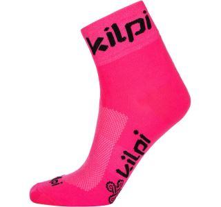 Unisex ponožky KILPI REFTON-U růžová