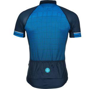 Pánský cyklistický dres KILPI ENTERO-M modrá