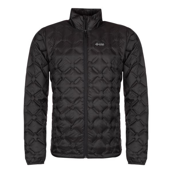 Pánská zimní péřová bunda KILPI PAPILON-M černá