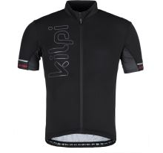 Pánský cyklistický dres KILPI ELYON-M černá