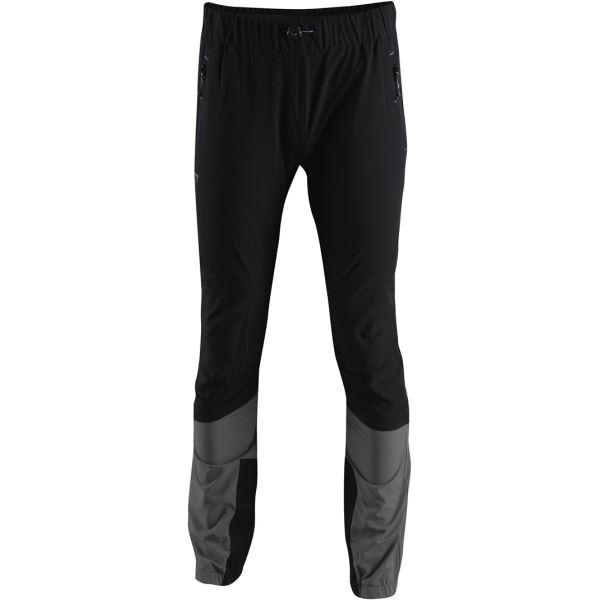Pánské outdoorové kalhoty 2117 SIL černá