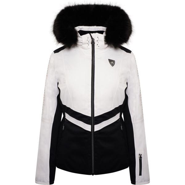 Dámská zimní bunda Dare2b BEJEWEL bílá