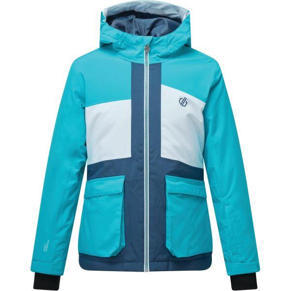 Dětská zimní bunda Dare2b ESTEEM modrá/tyrkysová