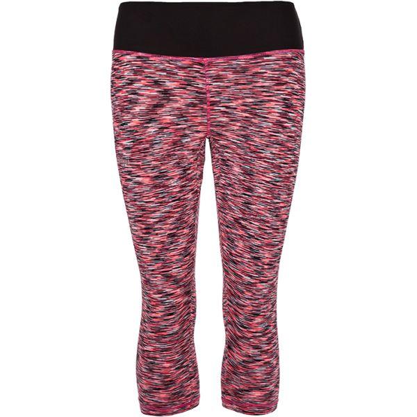 Dámské 3/4 kalhoty KILPI SAMANA-W růžová