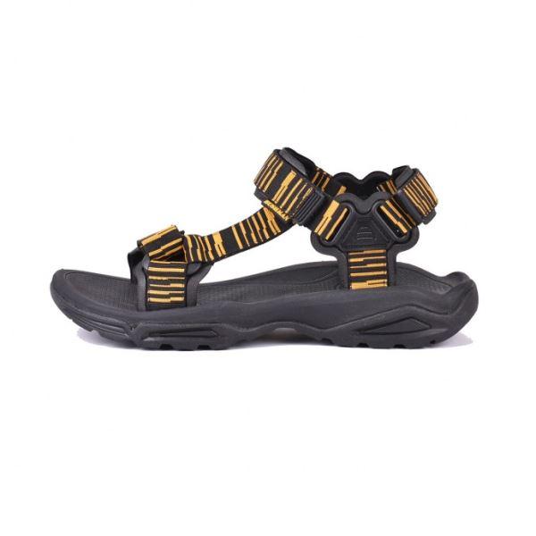 Unisex sandále BUSHMAN TRACK černá