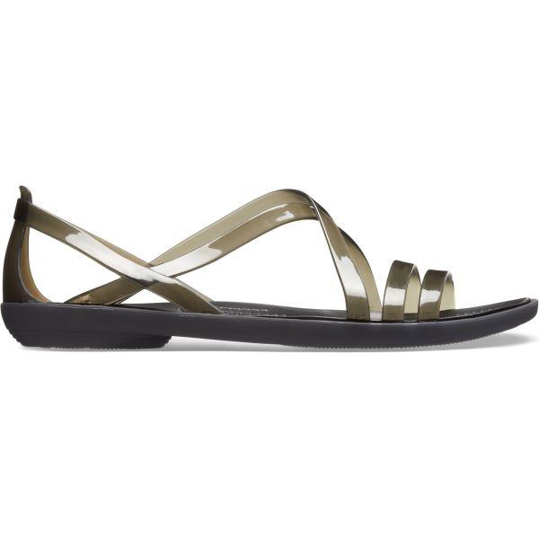 Dámské sandály Crocs Isabella Strappy Sandal černá
