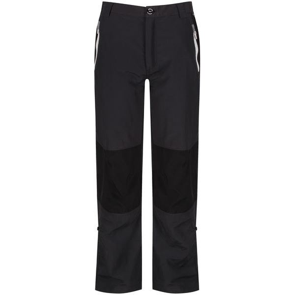 Dětské kalhoty Regatta SORCER III šedá