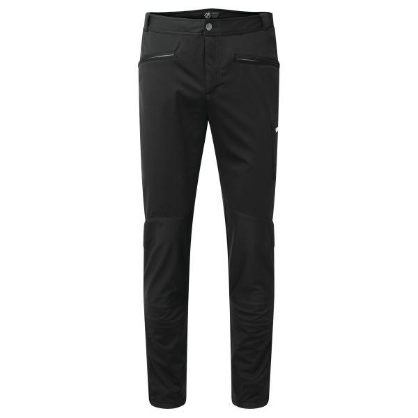 Pánské softshellové kalhoty Dare2b APPENDED II černá