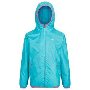 Dětská bunda Regatta LEVER II světle modrá