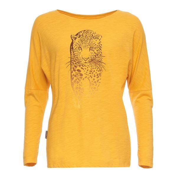 Dámské tričko BUSHMAN TOTOWA žlutá