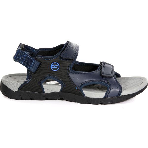 Pánské sandály Regatta RAFTA Sport tmavě modrá/modrá