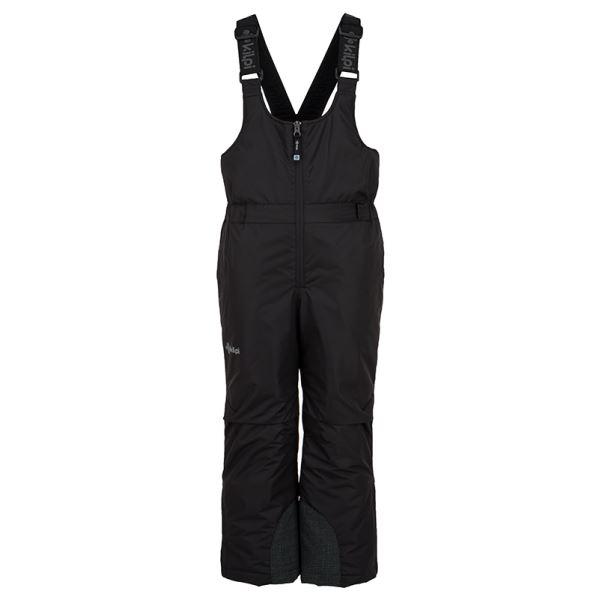 Dětské zimní lyžařské kalhoty KILPI DARYL-JB černá