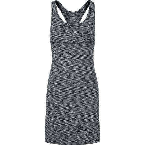 Dámské šaty KILPI SONORA-W světle šedá