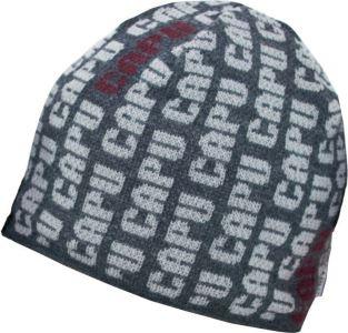 Pánská zimní čepice CAPU 1588 šedá