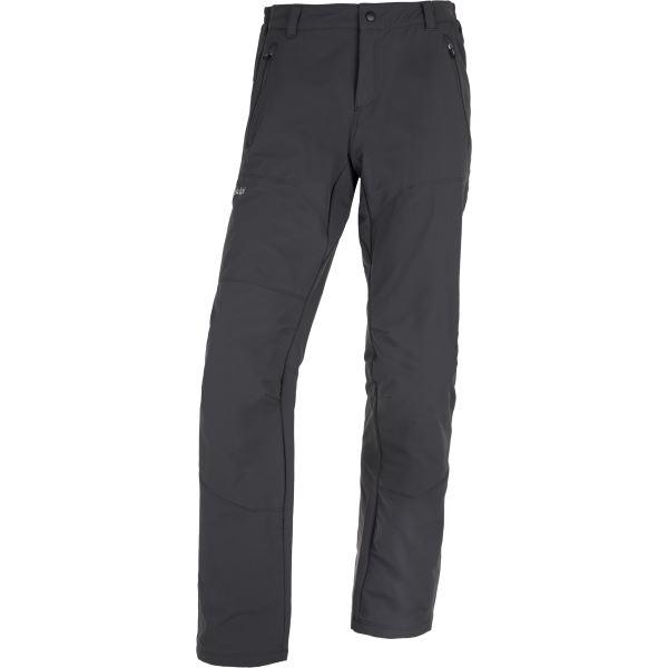 Pánské outdoorové kalhoty KILPI LAGO-M tmavě šedá