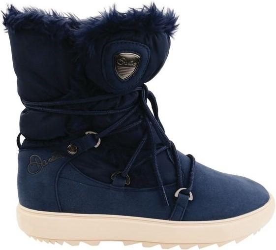 010d453b6f Dámské zimní boty Dare2b KARELLIS modrá
