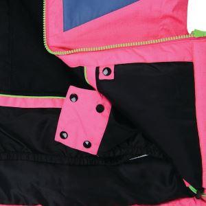 Dětská zimní bunda Dare2b JESTER růžová/modrá