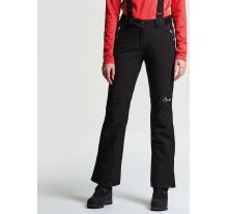 Dámské lyžařské kalhoty Dare2b STAND FOR PANT II černá
