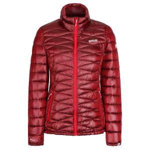 Dámská bunda Regatta METALLIA červená