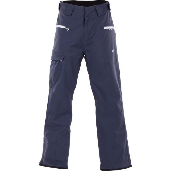 Pánské zimní lyžařské kalhoty 2117 GRYTNÄS šedá ink