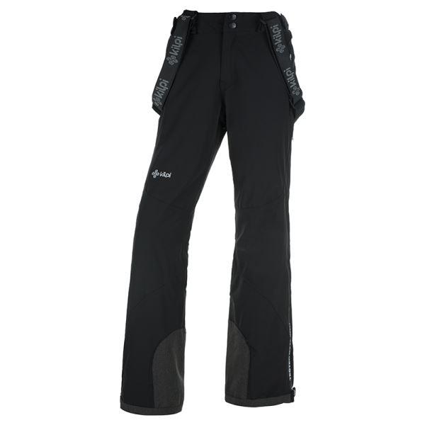 Dámské zimní lyžařské kalhoty KILPI EUROPA-W černá