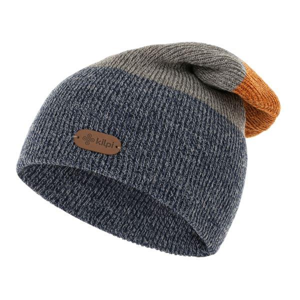 Pánská zimní čepice KILPI NAYA-M oranžová