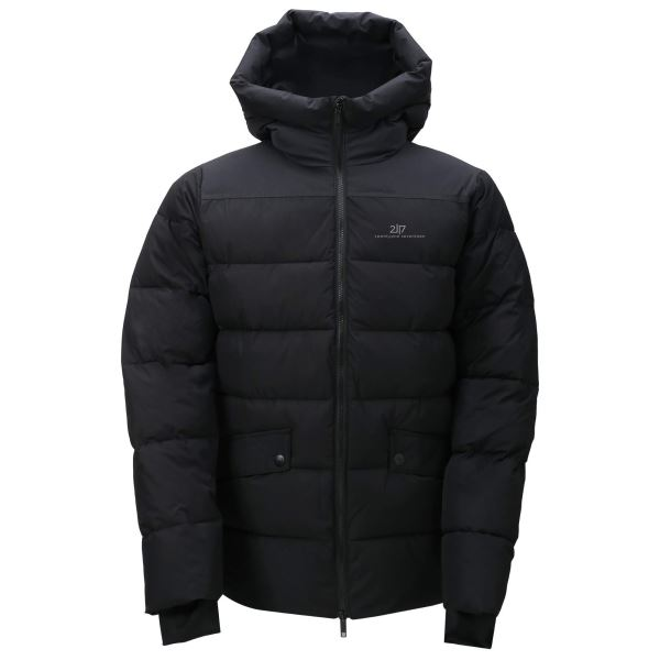 Pánská prošívaná bunda 2117 BJÖRKAS černá