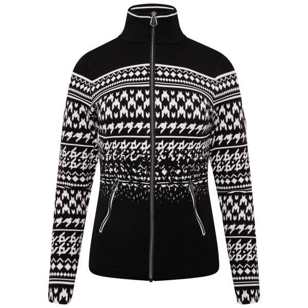 Dámský svetr Dare2b LUCENT černá/bílá
