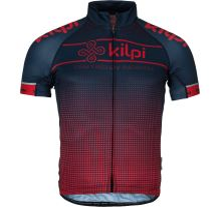 Pánský cyklistický dres KILPI ENTERO-M červená