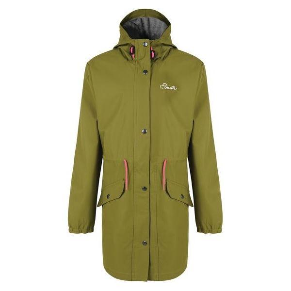 Dětský kabát Dare2b PLEDGED zelená