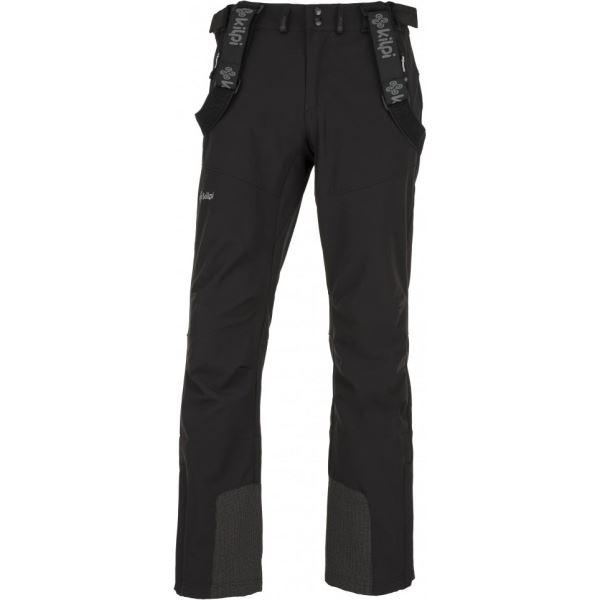 Pánské lyžařské kalhoty KILPI RHEA-M černá